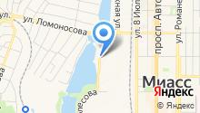 Авто_Тонер на карте