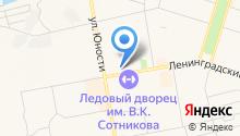 TurizmBezPereplat.ru на карте