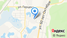 Гофра-М на карте