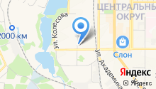 Кабинет психолога Полины Деевой на карте