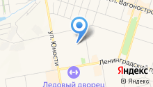 POLINA на карте