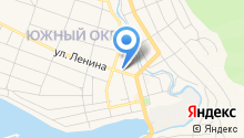 Администрация Южного территориального округа на карте