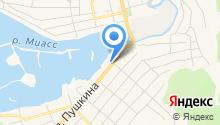 Интер Тольми на карте
