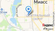 ГазПроектСервис на карте