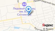 Управляющая компания Дзержинского района на карте