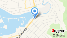 Городской краеведческий музей на карте