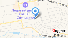 Автомойка на Алтайской на карте