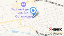 VIN код на карте