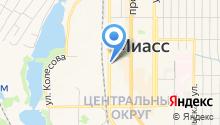 Pivdom на бульваре на карте