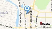 АртСтрой-ЮжУрал - Строительная компания Миасса на карте