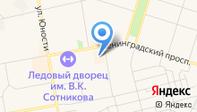 Watch Service на карте
