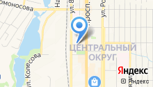 Lagertha на карте