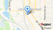 Авто-Трейд на карте