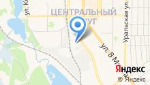 Бэл-Сервис на карте