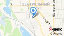 А Сервис-Центр на карте