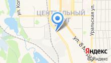 ГазТеплоПроект на карте