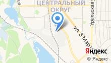Регион-Сервис на карте