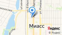 Адвокатский кабинет Закуринова С.А. на карте