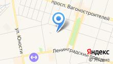 Mutant96.ru на карте