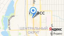 Зяка на карте