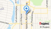 Золушка, магазин бытовой химии на карте