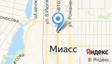 Ильменский дворик на карте