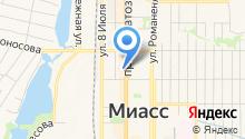 ALPACA на карте