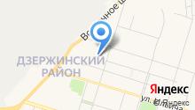 АКС-сервис на карте