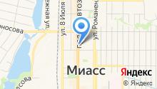 АСЦ Компьютерный Инженер-Центр на карте