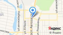 АК Барс банк, ПАО на карте