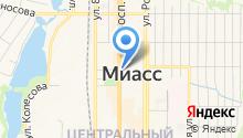 Аварийная лифтовая служба на карте