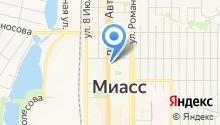 БыстроБанк на карте