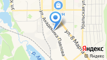 Express-запчасть на карте