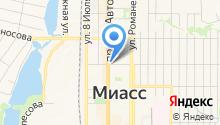 Бюрократ на карте