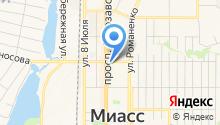 Армид-ломбард на карте