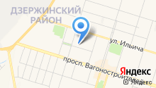 АМАКидс на карте