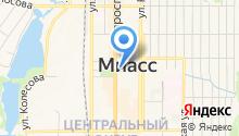Клаssика на карте