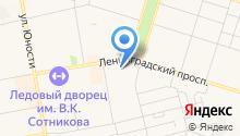 MiraLogic на карте