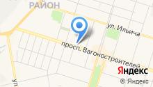Адвокатский кабинет Багаевой О.Н. на карте