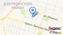 LiANail на карте