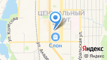 ИнтерЭксперт на карте