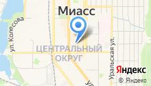 SELA на карте