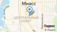 ИВОЛГА на карте