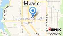 КЕРХЕР РД Технология на карте