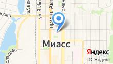 Агентство юридических услуг на карте
