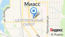ExcLUSIVE & M на карте