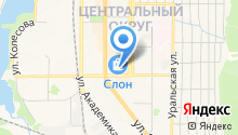FABER на карте