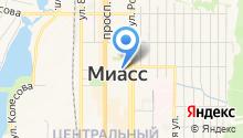 Адвокатский кабинет Мурасеевой И.Р. на карте
