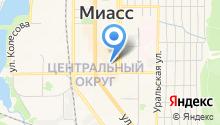 АВИКОД на карте