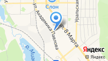ZapChina на карте